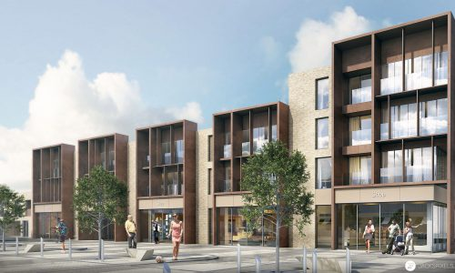 Brooklands Square Residential Apartments